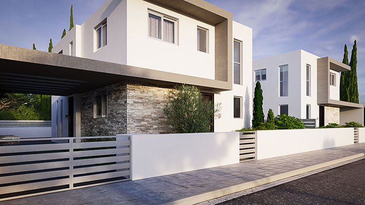 Portokalies Gardens - Paphos - Cyprus - The Overseas Investor