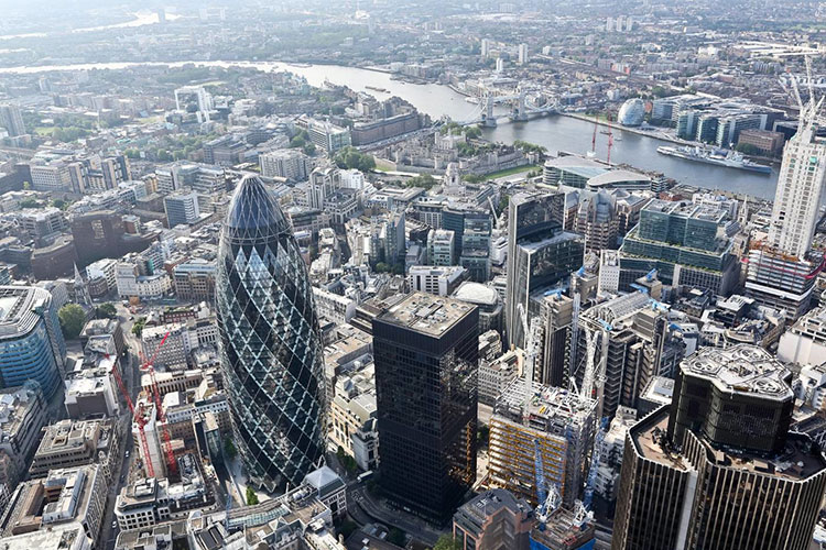 uk property investment - the overseas investor