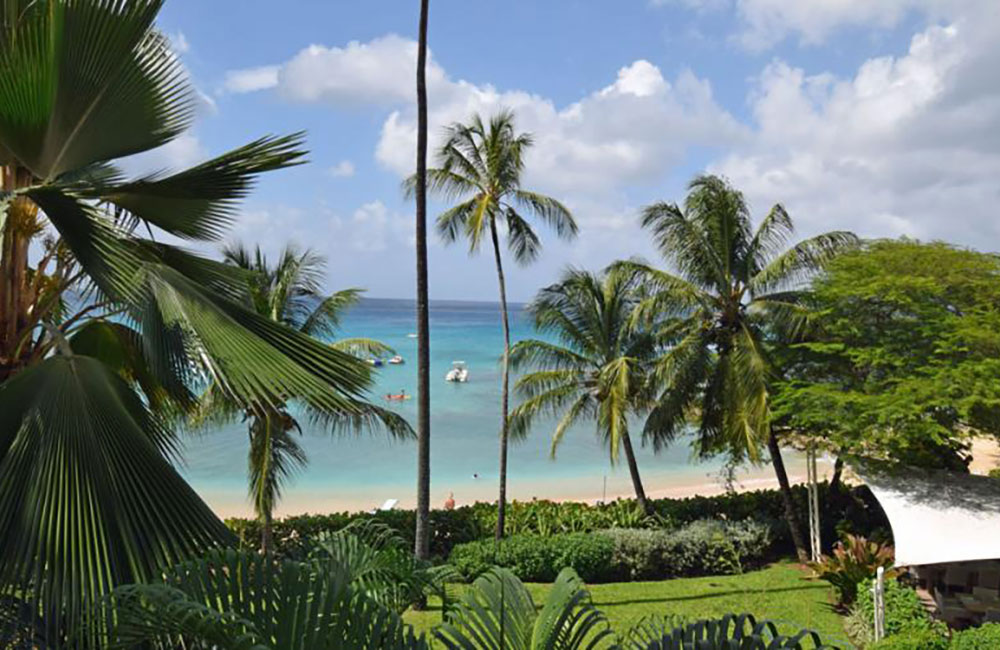 Beachfront 3-bed apartment in Barbados for sale in the luxury St Peter's Bay Resort