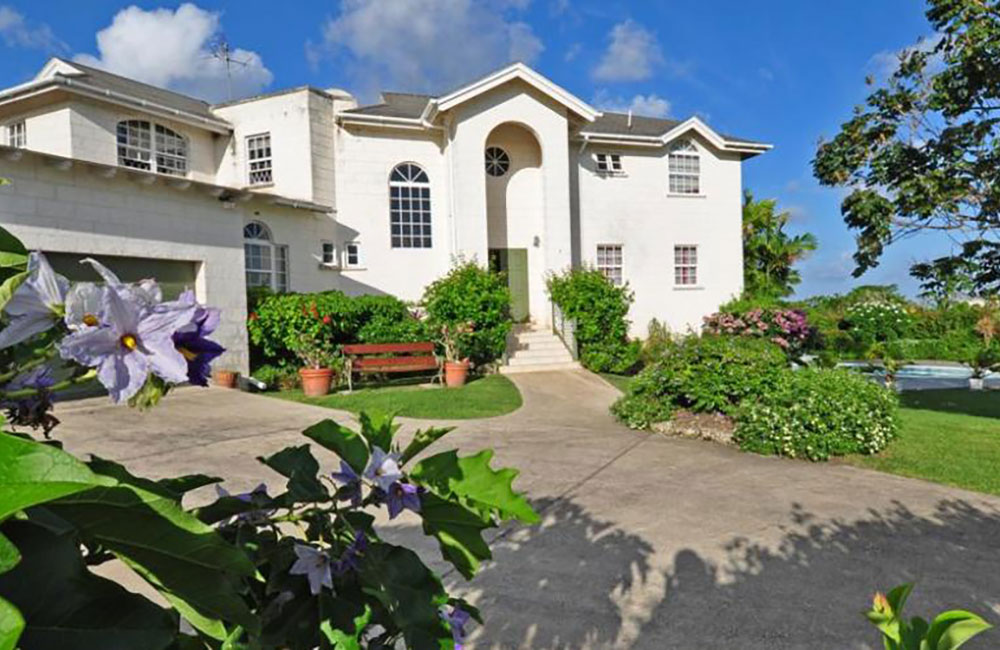 4-Bed Villa In Grand View Cliffs Barbados With 1-Bed Apartment for sale