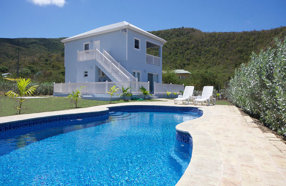 antigua and barbuba citizenship by investment - 3-bed villa in Antigua