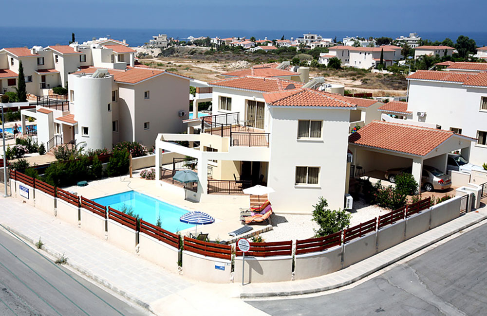 coral bay villas for sale - cyprus citizenship by investment 1