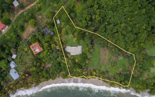 Cumana land hotel investment opportunity - Trinidad and Tobago