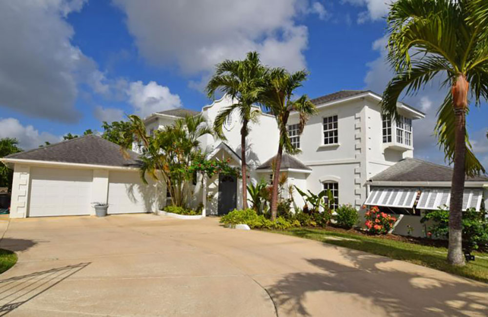 executive 5-Bed Villa In Grand View Cliffs Barbados for sale
