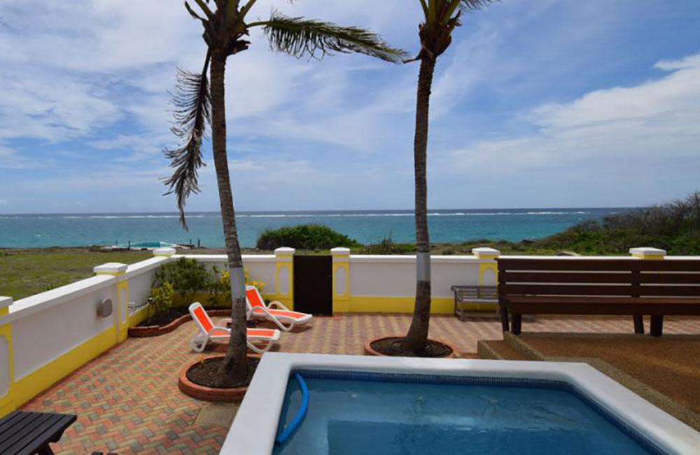 luxury detached 2-bed villa in Barbados for sale