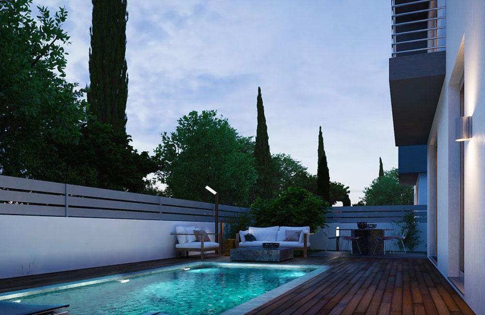 luxury 3-bed villas for sale in Geroskipou - Cyprus