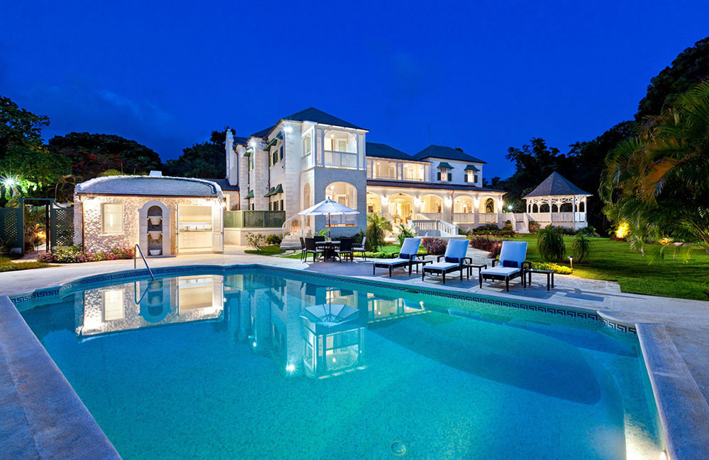 Stunning 5-Bed Villa In Sandy Lane Barbados for sale