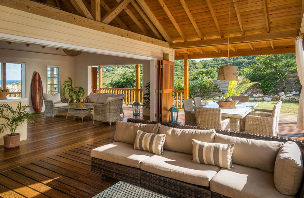 3-Bed Villa With Detached Cottage In Antigua for sale