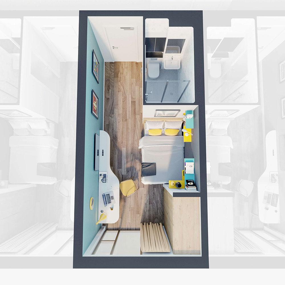 Double En-Suite Example