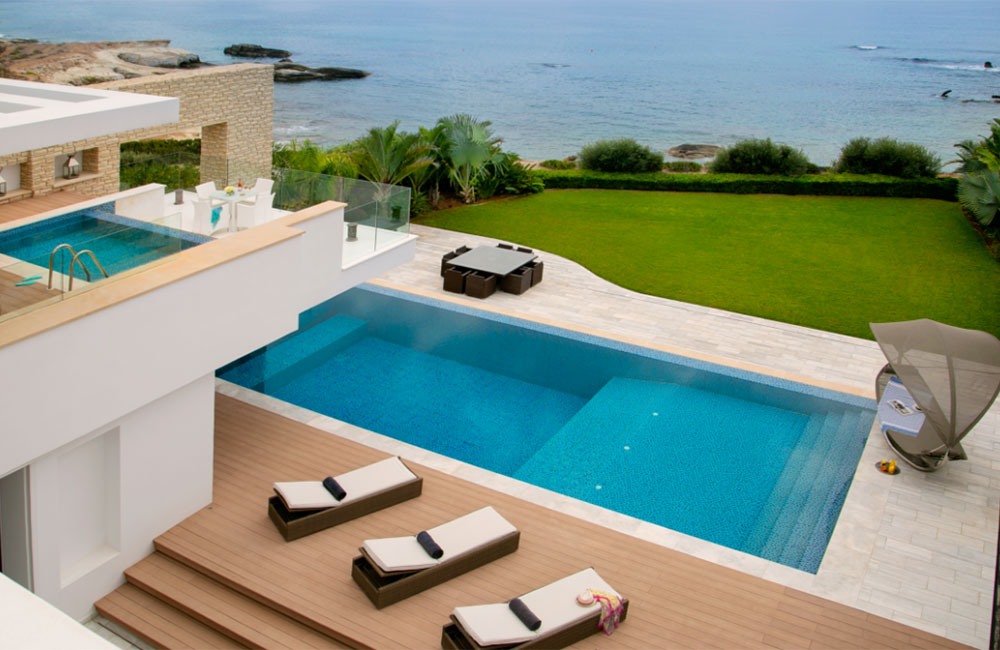 designer villas in Paphos for sale - Cyprus citizenship by investment