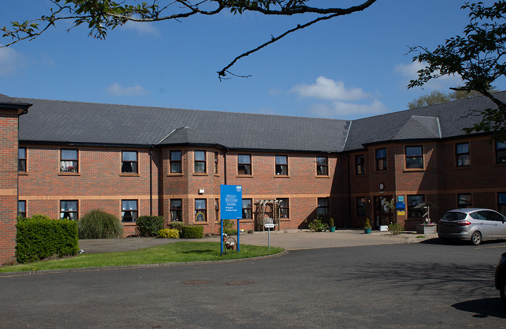 care home investment in Northern Ireland