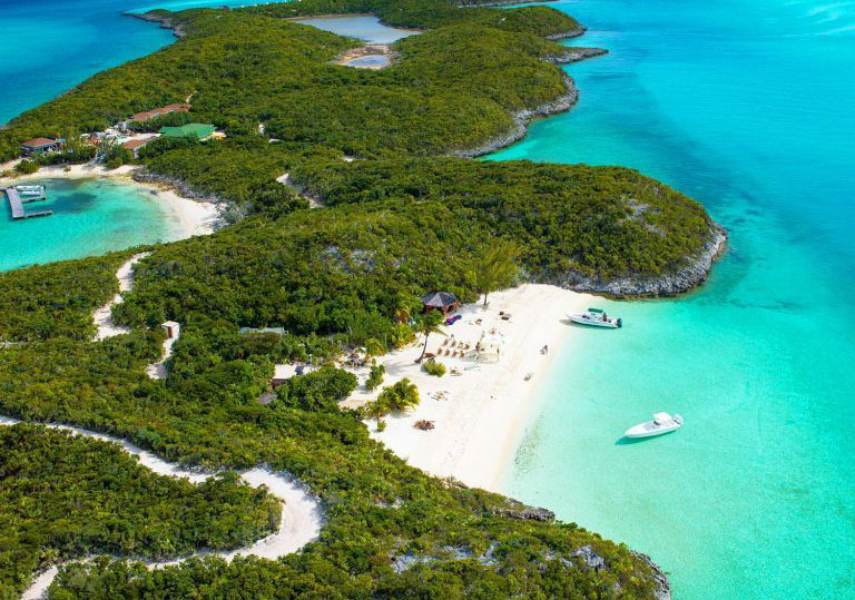 private island owned by Johnny Depp