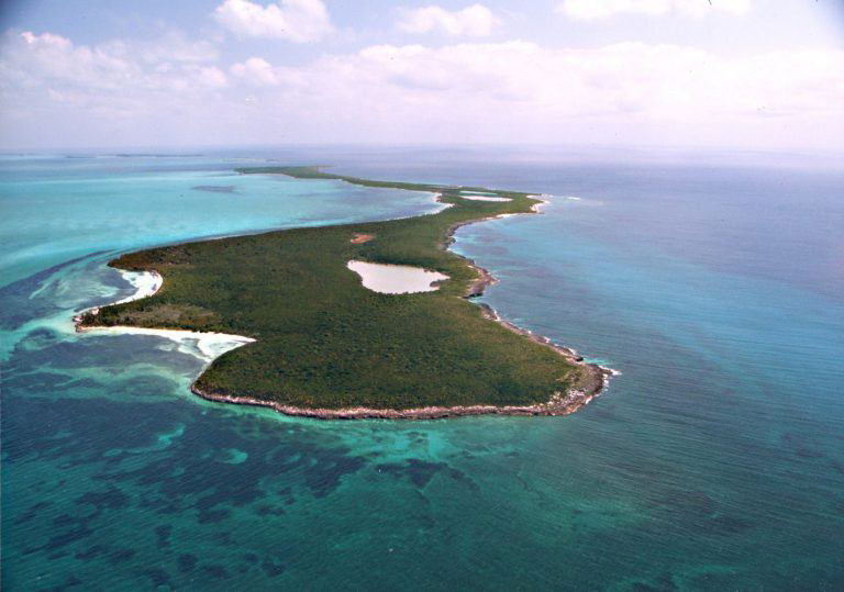 private island owned by Shakira