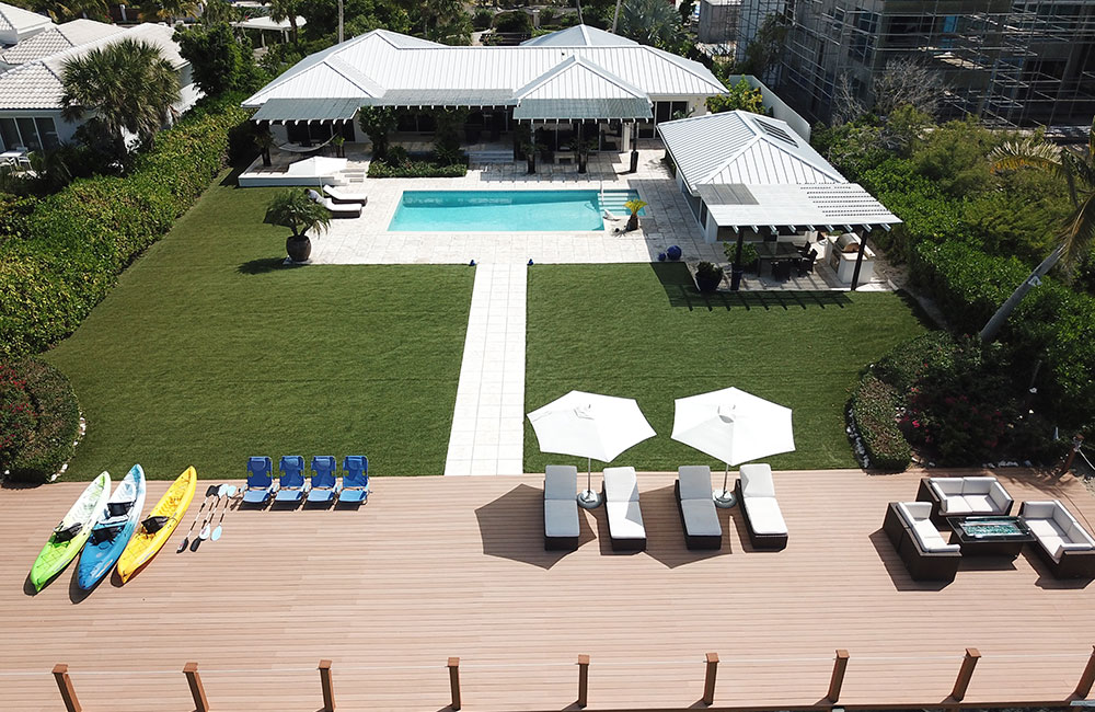 luxury 4 bed villa in turks and caicos for sale 12