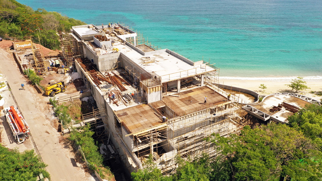 Grenada Kimpton Kawana Bay Resort enters final phase - The Overseas Investor