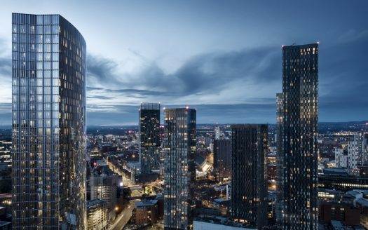 The Blade | Residential Property Investment In Manchester - The Overseas Investor