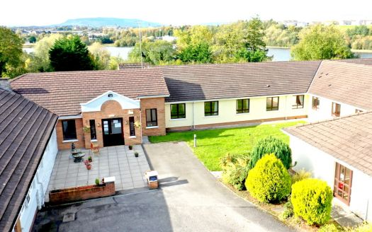 Drumclay care home investment front view