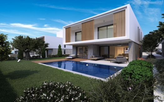 Detached property available in Paphos, Cyprus. Suitable for the Permanent Residency program.
