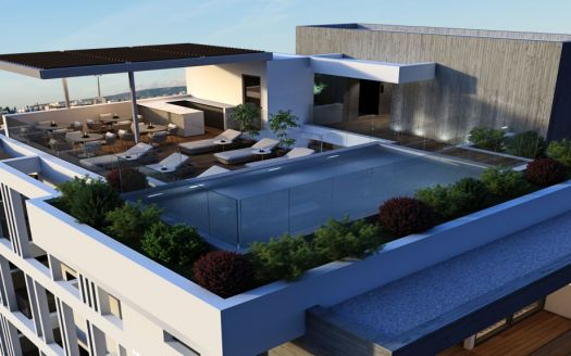 Residential property available in Paphos city centre, Cyprus. Suitable for the Permanent Residency program.