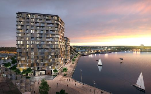 Chatham Waters Residential Property Investment In London