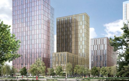 Residential property for sale in Media City, Manchester, UK