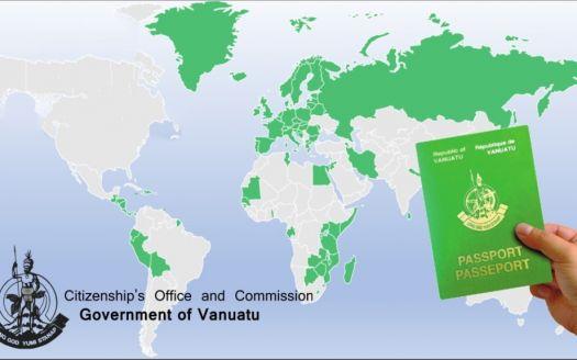 Vanuatu Citizenship by Investment program