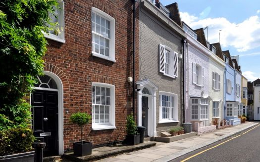 UK Government backed social housing investment